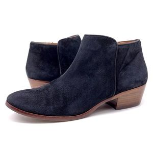 Sam Edelman Shoes - Sam Edelman Petty 11M Suede Chelsea Ankle Boots